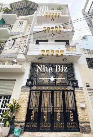 Bán nhà hẻm 449 Lê Quang Định