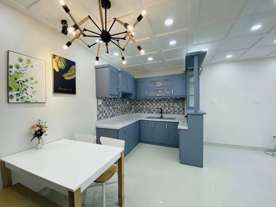 Nhà bếp, thiết kế hiện đại