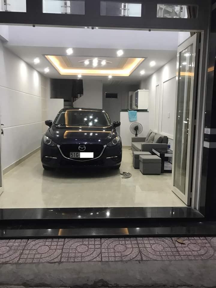Bán nhà hẻm xe hơi Nguyễn Văn Đậu