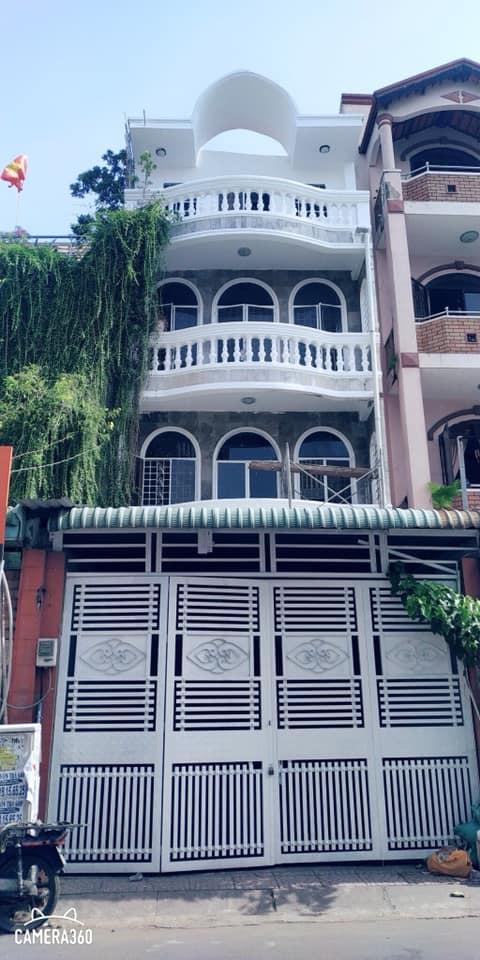 Bán nhà mặt tiền Nguyễn Văn Đậu