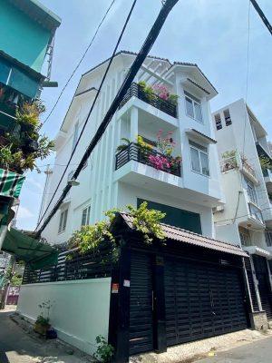Bán nhà Đoàn Thị Điểm quận Phú Nhuận