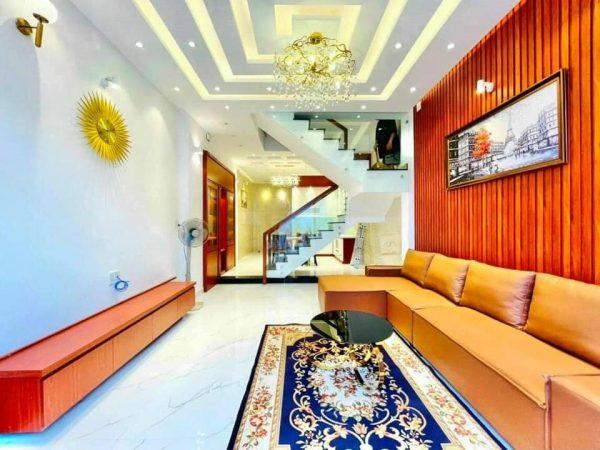Nhà bán hẻm 471 Quang Trung Gò Vấp